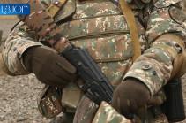 Вследствие стрельбы ВС Азербайджана в Тавуше ранен армянский военнослужащий