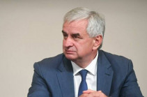 Abkhazian president's resignation officially confirmed