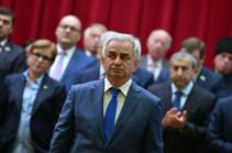 Խաջիմբան հրաժարվել է առաջադրվել Աբխազիայի նախագահի պաշտոնում
