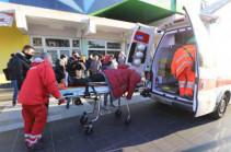 В Неаполе произошло столкновение поездов метро