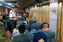 В Сирию за сутки вернулись более 1,3 тысячи беженцев из-за рубежа