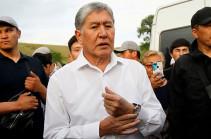Суд продлил арест экс-президенту Киргизии Атамбаеву