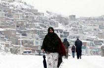 В Пакистане число жертв ливней и снегопадов выросло до 93 человек