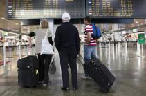 В аэропорту Мельбурна отменили около 50 рейсов из-за смога от пожаров