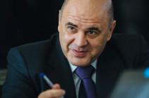 Putin nominates tax service chief Mikhail Mishustin as Russia's new PM