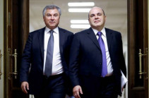 Russian PM candidate Mishustin announces planned changes in new Cabinet