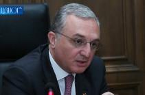 О встрече Пашиняна и Алиева пока рано говорить – глава МИД Армении