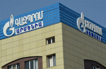 Gas price for consumers may be raised: Gazprom Armenia to possibly apply for raising gas tariff