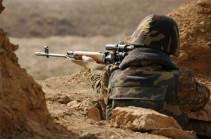 Հակառակորդի կրակոցից զինվոր է վիրավորվել. վիճակը ծանր է
