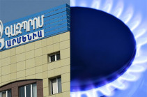 Gazprom Armenia to likely apply to Public Services Regulatory Commission for raising gas tariff