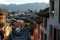 Մեքսիկայում 5.3  մագնիտուդով երկրաշարժ է գրանցվել է