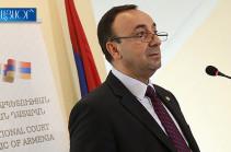 Ինչո՞ւ են ՍԴ դատավորները հարգում Հրայր Թովմասյանին