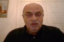Агаси Енокян назвал шантажом заявление Никола Пашиняна о телекомпаниях