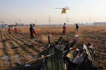 Иран передаст черные ящики со сбитого самолета Киеву после их изучения