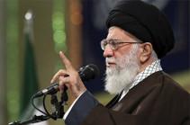 Хаменеи назвал Великобританию, Германию и Францию марионетками США