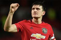 Магуайр стал капитаном «Манчестер Юнайтед»
