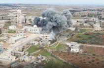 Почти 30 жителей Алеппо погибли за трое суток от обстрелов боевиков