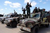 Армия Хафтара заявила о поставках Турцией ПВО правительству в Триполи
