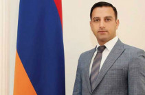 Artur Vanetsyan's former spokesperson denies information about being awarded nominal weapon by NSS ex-director: Zhoghovurd