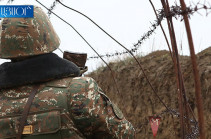 Азербайджан произвел за неделю в направлении армянских позиций свыше 650 выстрелов