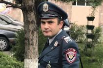 Հրայր Թովմասյանի հասցեին ոչ կոռեկտ մեկնաբանություն արած ոստիկանի գրառման կապակցությամբ ծառայողական քննություն է նշանակվել