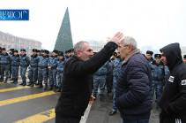 Մեր միսն են ուտում. մի շաբաթ Երևան միս չմտնի, սոված կմնան. ցուցարար