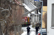 Czech fire: Eight killed at disabled people's home in Vejprty
