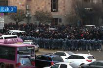 Մսագործները դադարեցրեցին բողոքի ակցիան՝ վաղը ճանապարհներ փակելու խոստումով