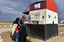 В Сирию за сутки вернулись более 900 беженцев из-за рубежа