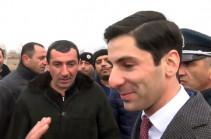 Փողոցներ փակելն այլևս նոր իրականության մեջ չի տեղավորվում. Գարիկ Սարգսյան