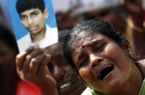 Sri Lanka civil war: Rajapaksa says thousands missing are dead