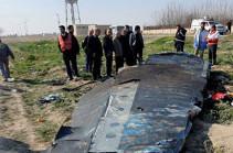Իրանը հայտարարել է, որ ուկրաինական Boeing-ը խոցվել է երկու հրթիռով