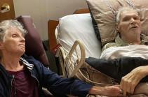 Ամերիկացի զույգը  65 տարի միասին է ապրել և մահացել նույն օրը