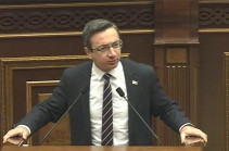 «Պարոն Աշոտյան, պարիկով եկե՞լ եք այստեղ». Գորգիսյանը՝ Սուրեն Գրիգորյանին (Տեսանյութ)