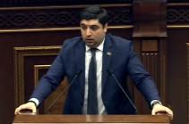 Պետք է ներողություն խնդրեք, պարոն Գորգիսյան, չանեք էլ տենց բան, չի կարելի. Վաղարշակ Հակոբյանը՝ գործընկերոջը Աշոտյանի հետ համեմատելու մասին