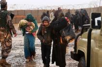 В Сирию за сутки вернулись более 830 беженцев из Иордании и Ливана