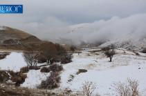 Հունվարի 23-ի երեկոյան ժամերին և հունվարի 24-ին սպասվում է ձյուն