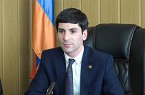 Գարիկ Սարգսյանը բողոքի ակցիայի մասնակից մսավաճառներին խոստացավ, որ իրենց խնդրի լուծումը կտա վարչապետը