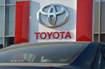 Toyota-ն ամբողջ աշխարհից հետ է կանչում 3,4 միլիոն մեքենա