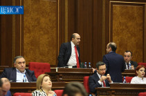 """Armenia's parliament adopts bill on """"thieves-in-law"""""""