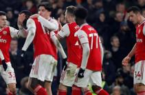 «Арсенал» нанес два удара по воротам за матч, «Челси» – 19