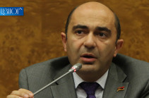 You have no will to study corruption risks: Edmon Marukyan blames parliamentary majority in absence of political will