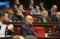 Armenia's NA adopts bill on Banking Secrecy