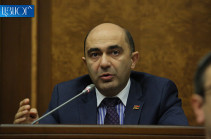 Это ограничение прав оппозиции – Эдмон Марукян о санкциях в отношении оппозиционеров