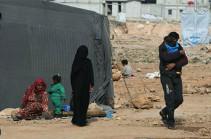 В Сирию за сутки вернулись почти 1,4 тысячи беженцев из-за рубежа