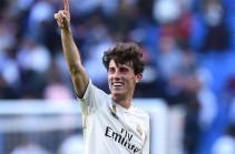 «Бавария» арендовала защитника «Реала» Одриосолу