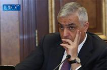 Проведены и еще предстоят многочисленные обсуждения – Мгер Григорян о тарифе на газ