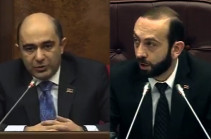 Edmon Marukyan offers his help to NA chairman to ensure normal working process in the parliament