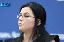 Ադրբեջանական կողմը բանեցնում է բոլոր ոճրագործներին բնորոշ գործելակերպ՝ զոհերին մեղադրելով ոճրագործության մեջ. Աննա Նաղդալյան