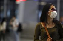 Չինաստանում նոր կորոնավիրուսով հիվանդացությունների թիվը հասել է 617-ի